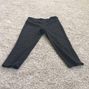 Girls large knee length leggings